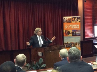 Secretary Moniz at the University of Tennessee, Knoxville