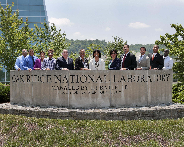 Photo credit: Image courtesy of Oak Ridge National Laboratory, U.S. Dept. of Energy.  Photographed by Jason Richards.