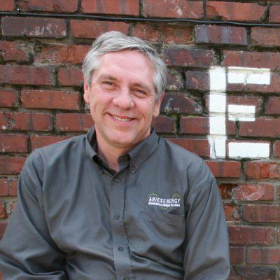 Harvey Abouelata, President of ARiES Energy (Credit: ARiES Energy)